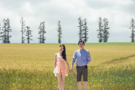 Pre-Wedding-in-Summer-HokkaidoIMG 8452