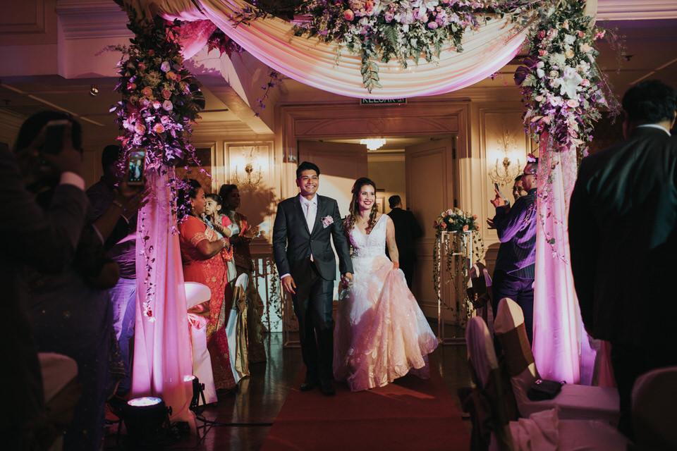 Garden Wedding in Georgetown Penang