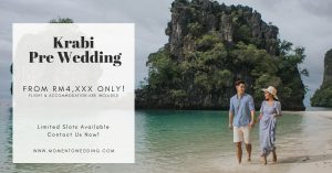 Krabi Pre Wedding