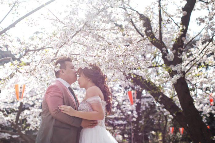 Tokyo Pre Wedding